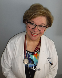 Dr. Cheryl Newman, 2019 Augusta Pride Grand Marshal